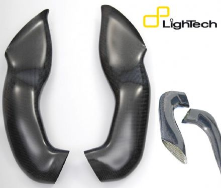 Lightech Carbon Fibre Airtubes BMW S1000RR 2009>